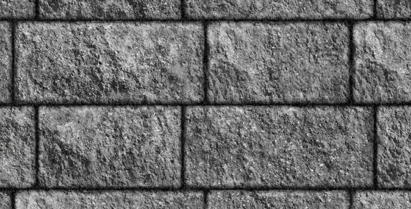 3DOcean Realistic Granite Wall 6197735