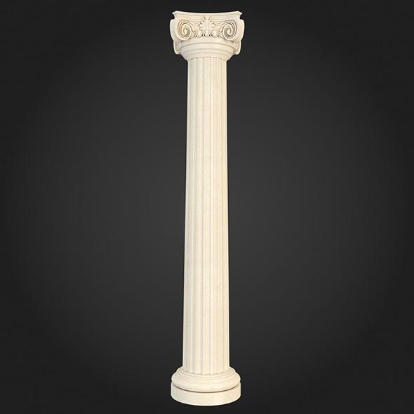 3DOcean Column 001 6198290