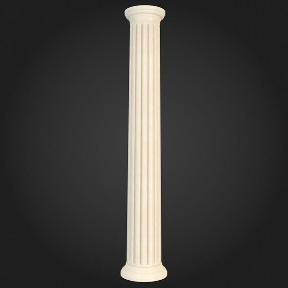3DOcean Column 002 6198414