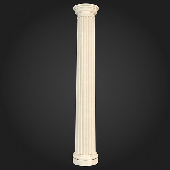 3DOcean Column 004 6198538