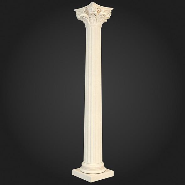 3DOcean Column 005 6198568