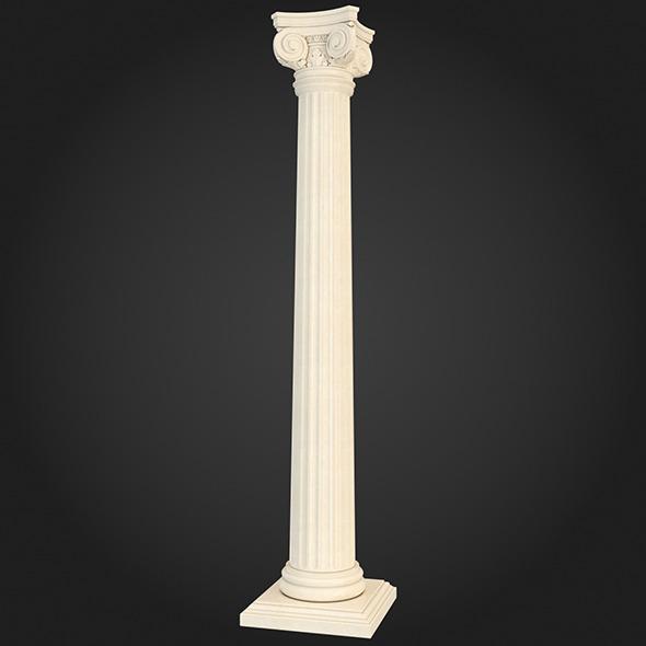 3DOcean Column 006 6198601