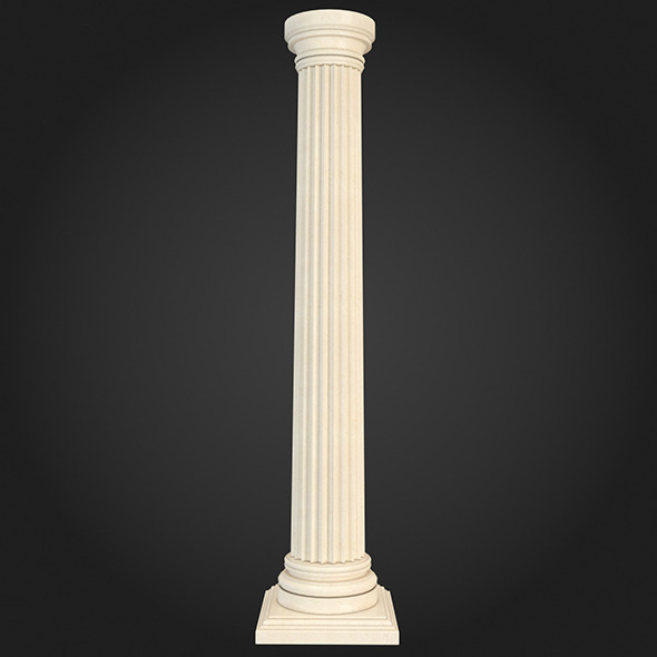 Column 007 - 3DOcean Item for Sale