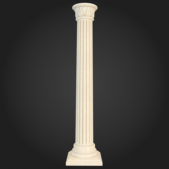 3DOcean Column 008 6198739