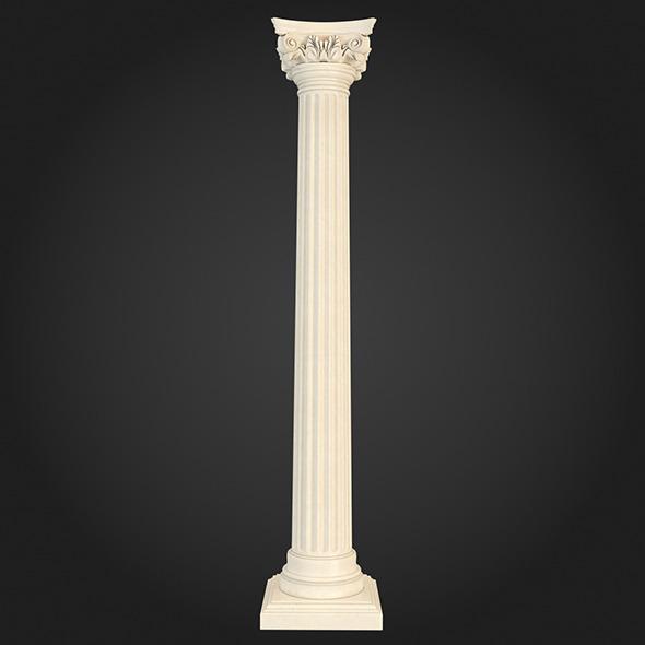 3DOcean Column 012 6199092