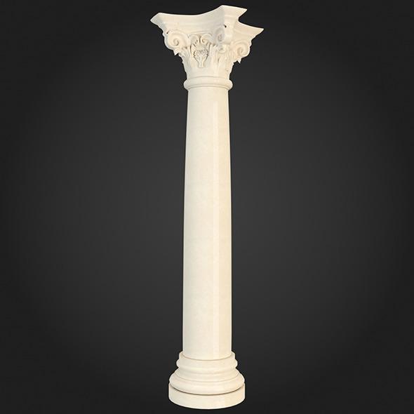 3DOcean Column 013 6199131