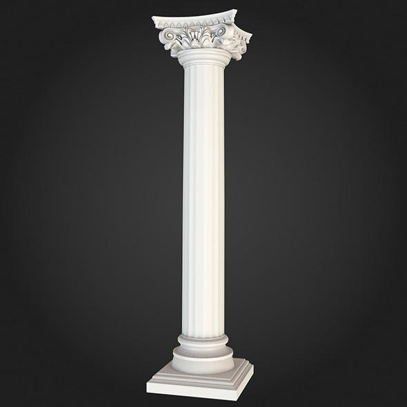 3DOcean Column 014 6199143