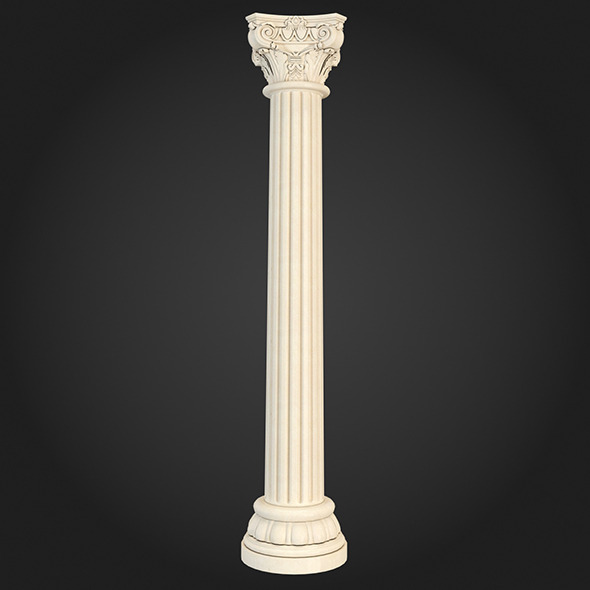 Column 015 - 3DOcean Item for Sale