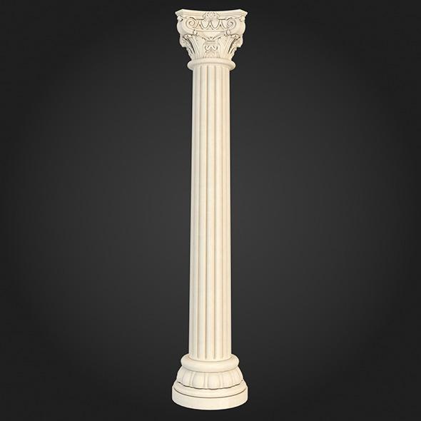 3DOcean Column 015 6199195