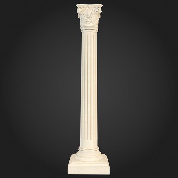 3DOcean Column 016 6199249