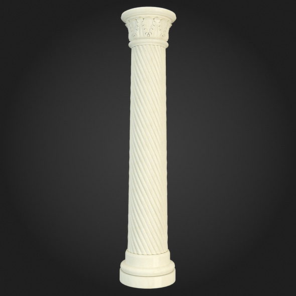 3DOcean Column 018 6199269