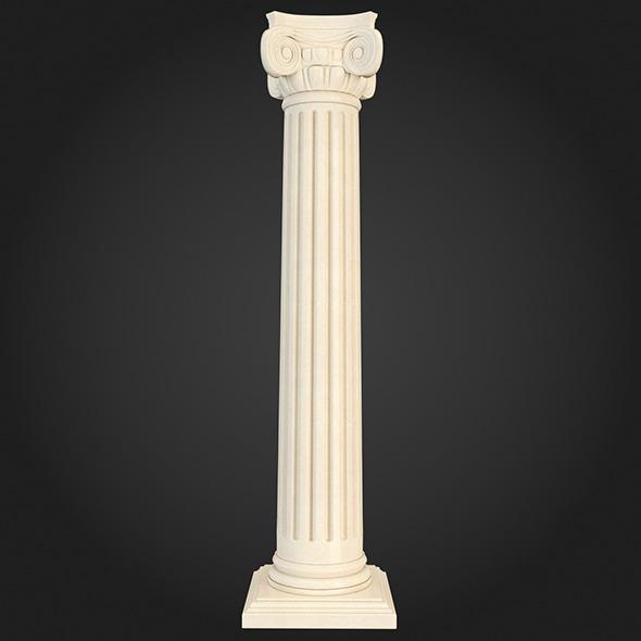 3DOcean Column 019 6199276