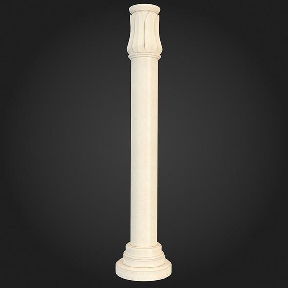 3DOcean Column 022 6199496