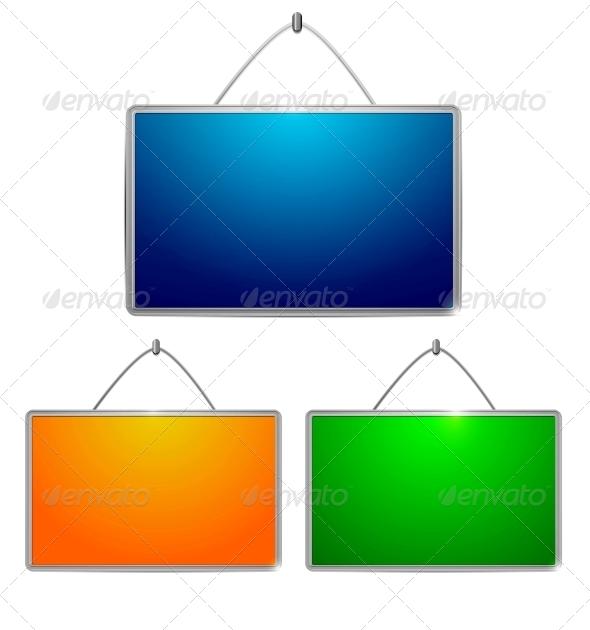 GraphicRiver Colored Tables 6199564