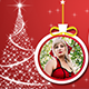 Xmas Ball FB Cover - GraphicRiver Item for Sale