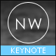 New Wave - Keynote Template - GraphicRiver Item for Sale