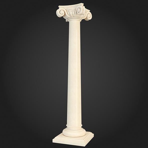 3DOcean Column 027 6199758