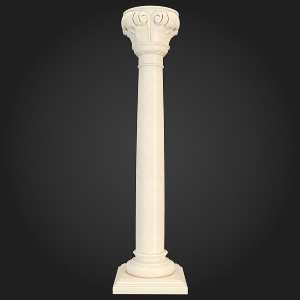 3DOcean Column 028 6199886