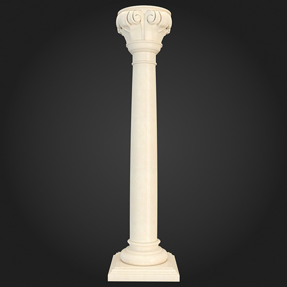 Column 028 - 3DOcean Item for Sale