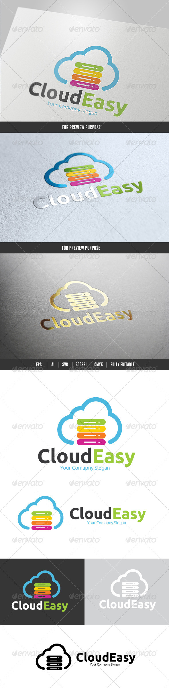 GraphicRiver Cloud Easy 6199887