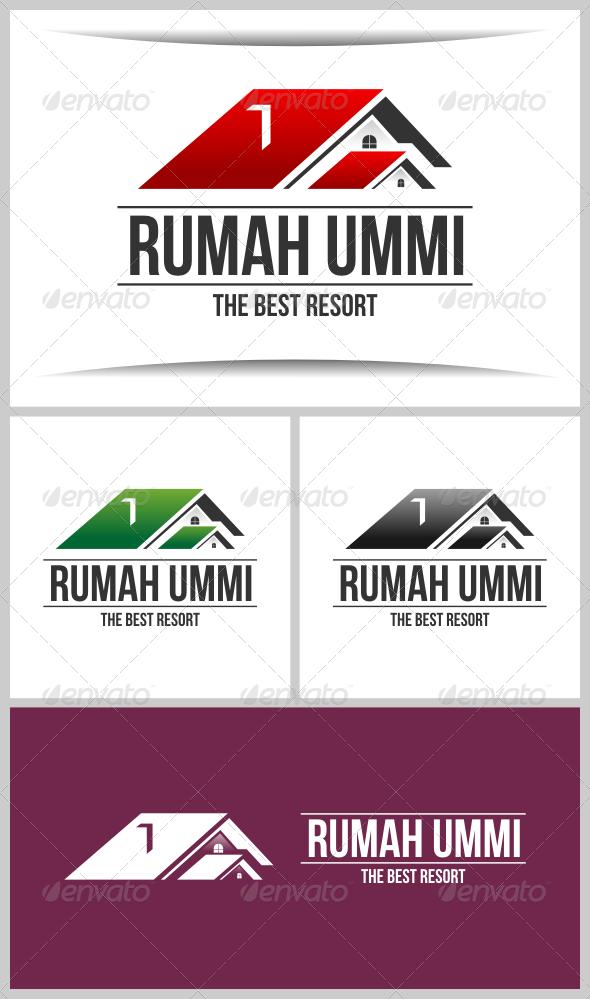 GraphicRiver Rumah Ummi 6199983