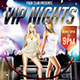 VIP Nights Party Flyer - GraphicRiver Item for Sale
