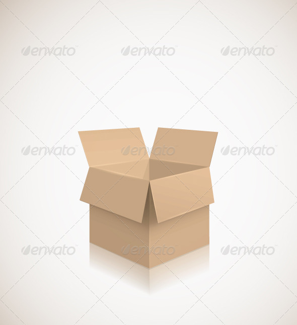 GraphicRiver Carton Box 6199893