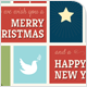 Cute Christmas and New Year Card - GraphicRiver Item for Sale