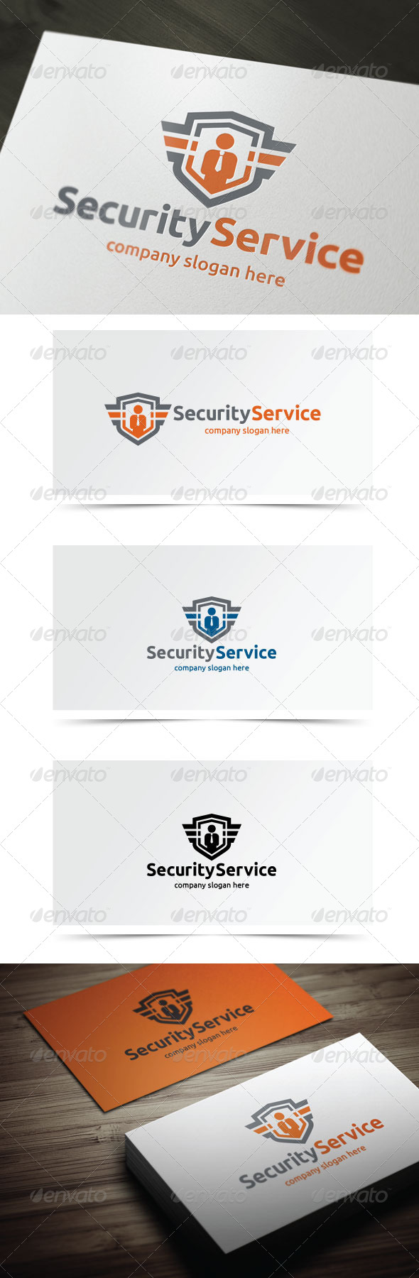 GraphicRiver Security Service 6202217