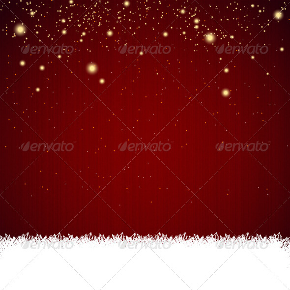 GraphicRiver Merry Christmas Background 6201649