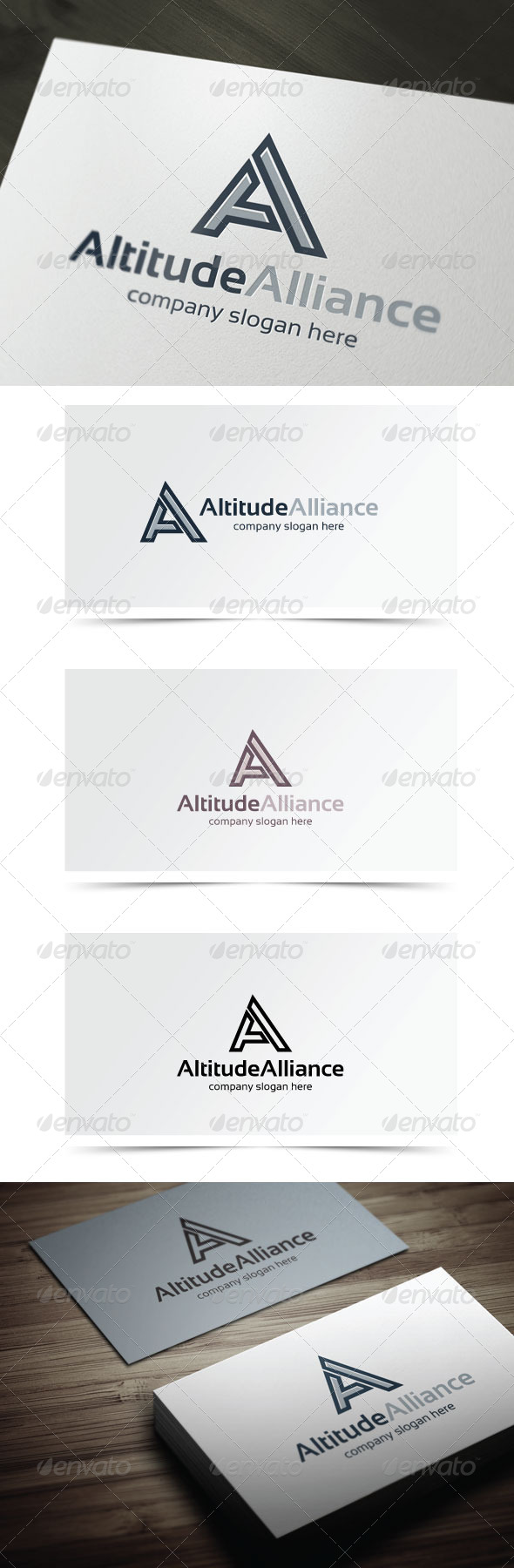 GraphicRiver Altitude Alliance 6202351