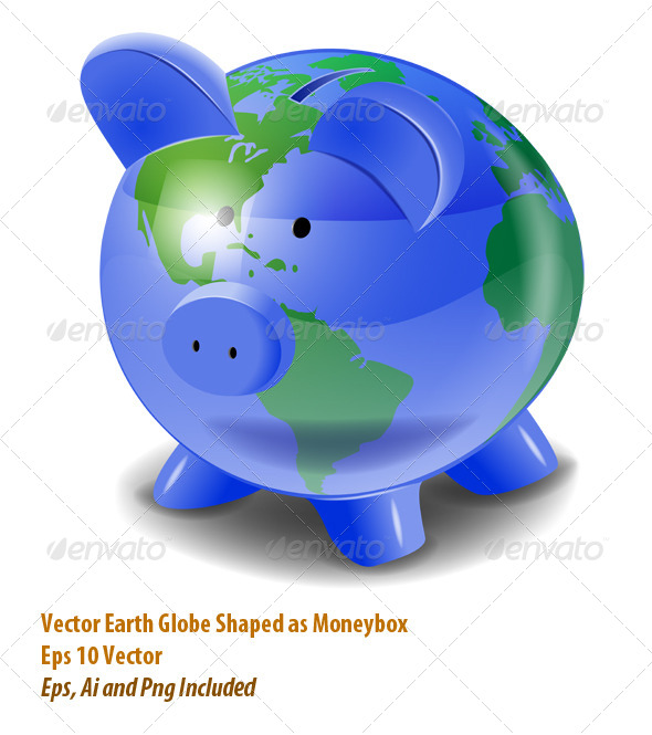 GraphicRiver Saving World 6202357