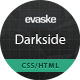 Darkside/Lightside - Two In One Hosting Layout