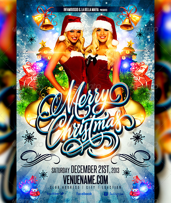 GraphicRiver Merry Christmas part 2 6202630
