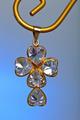 Pendant of a crucifix - PhotoDune Item for Sale