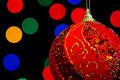 Red Christmas ball - PhotoDune Item for Sale