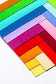 Cardboards of colors - PhotoDune Item for Sale
