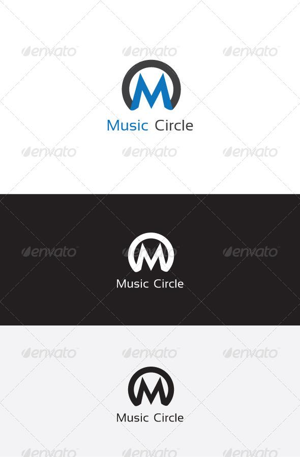 GraphicRiver M Letter Logo Template 6204123