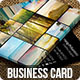 Creative Business Card Vol 2 - GraphicRiver Item for Sale