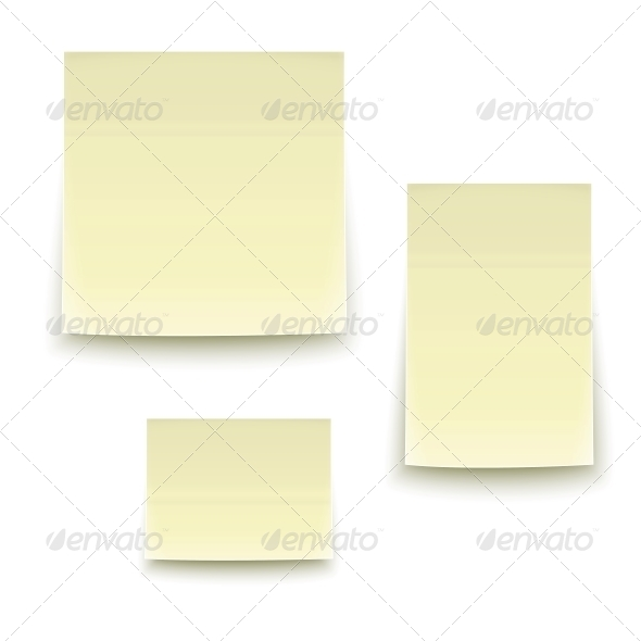 GraphicRiver Paper Stickers 6205979