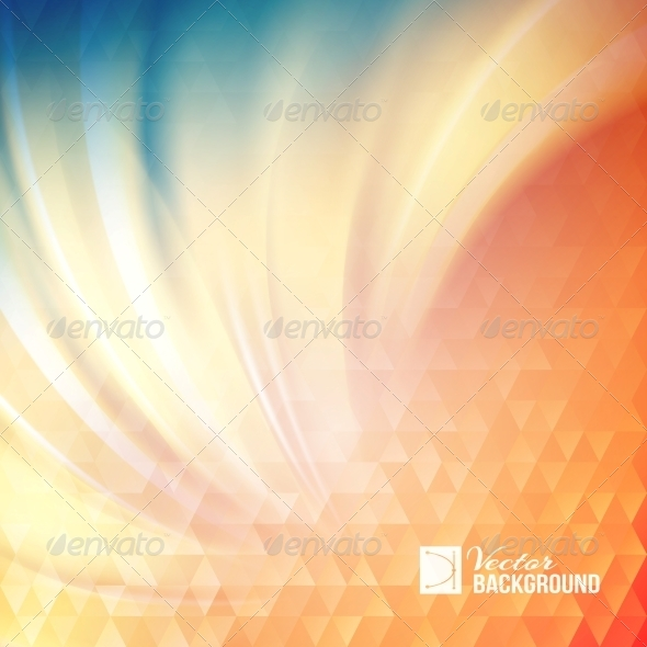 GraphicRiver Abstract Virtual Space 6206004