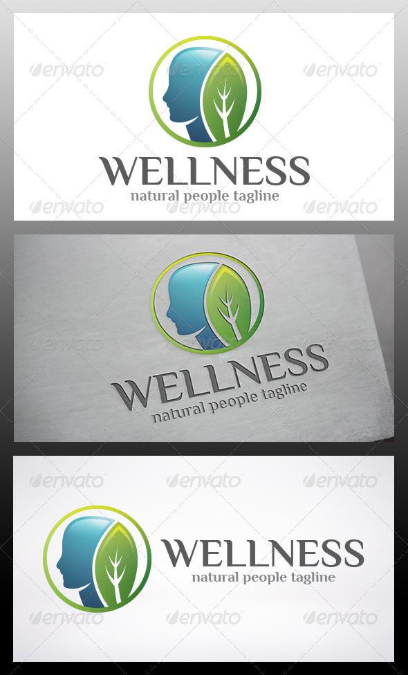 GraphicRiver Wellness Logo 6206464