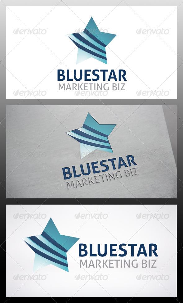 GraphicRiver Star Logo 6206815