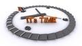 Its Time Orange - PhotoDune Item for Sale