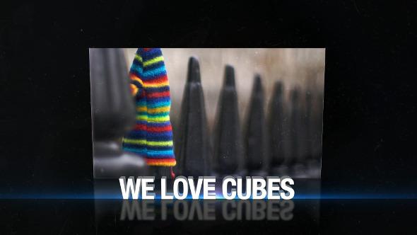 We Love Cubes