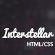 Interstellar – Multi-purpose HTML Template (Creative) Download