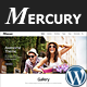 Mercury Responsive Portfolio Photography Theme