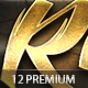 12 Premium Layer Styles - GraphicRiver Item for Sale