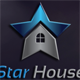 Star House Logo - GraphicRiver Item for Sale