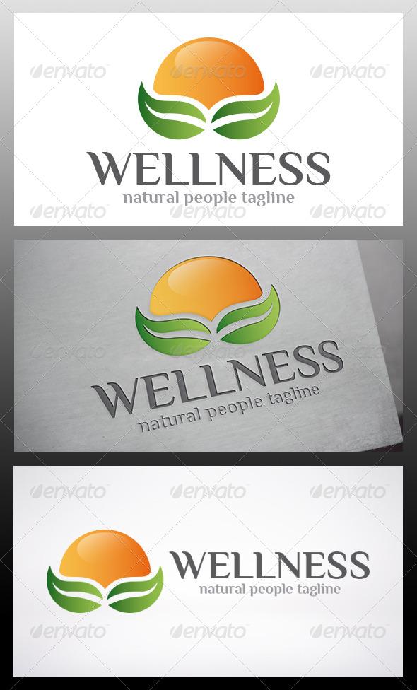 GraphicRiver Nature Logo 6209423
